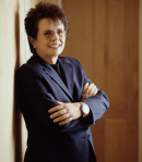 BILLIE JEAN KING PHOTO