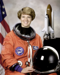EILEEN COLLINS, younger